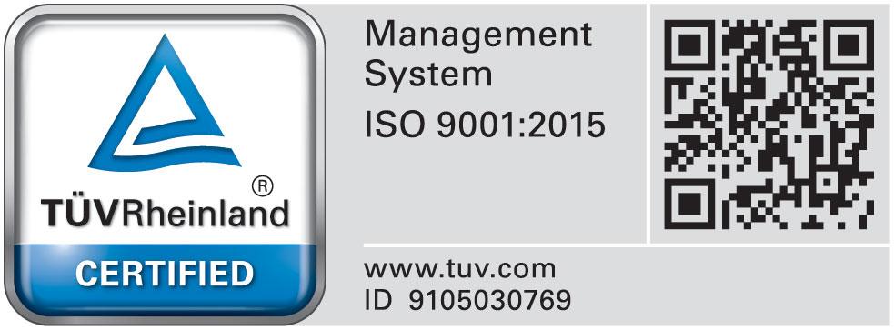 Certificate-ISO-ITA-2020